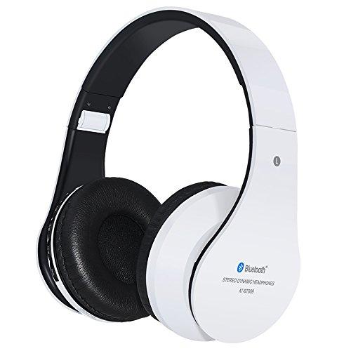 bluetooth kopfh rer penzo bt809 faltbare kopfh rer stereo. Black Bedroom Furniture Sets. Home Design Ideas