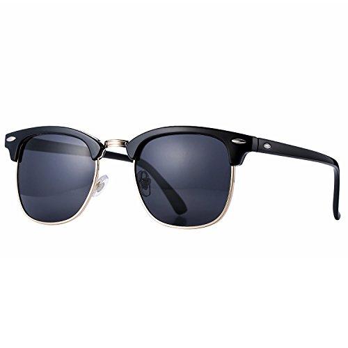 Btruely Sonnenbrille Herren Damen Polarisierte Sonnenbrille